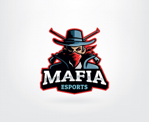 Logo mafia e. sport