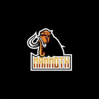 Logo mamuta