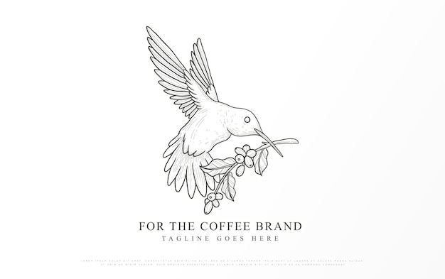 Logo marki kawy
