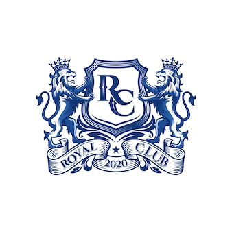 Logo marki royal lion