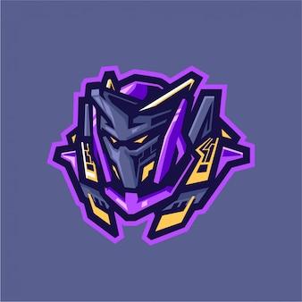 Logo maskotki gundam