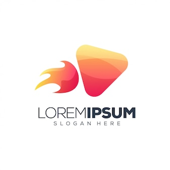 Logo mediów rakietowych