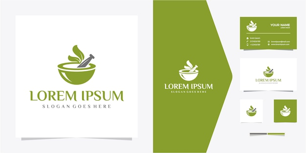 Logo medycyny botanicznej