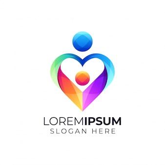 Logo miłości