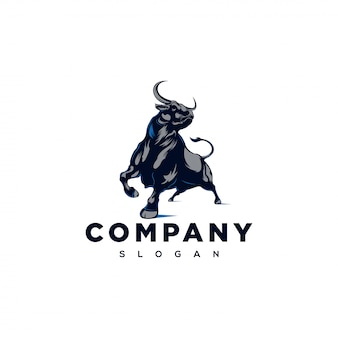 Logo mocnego byka