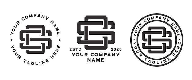 Logo monogram sc