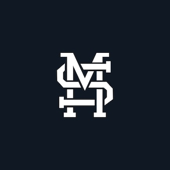 Logo ms monogram