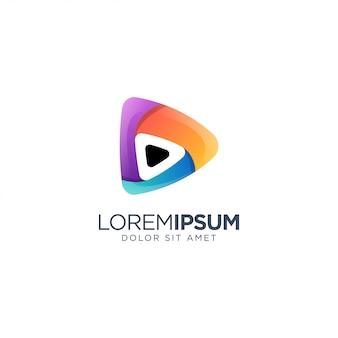 Logo music media