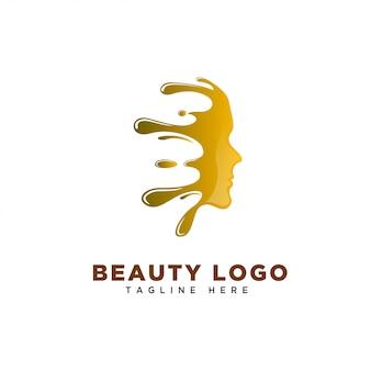Logo naturalnego oleju twarzy