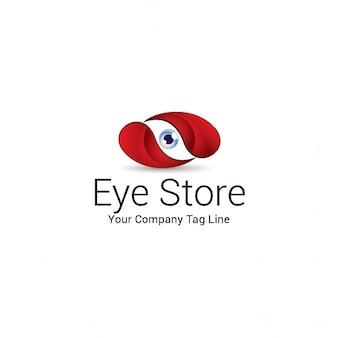 Logo oczu
