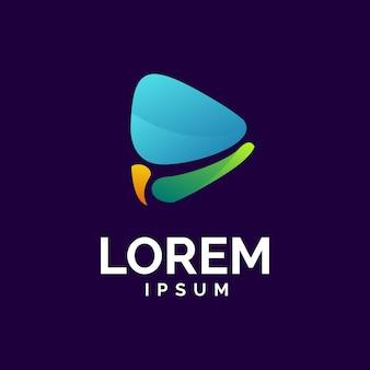 Logo odtwarzania multimediów