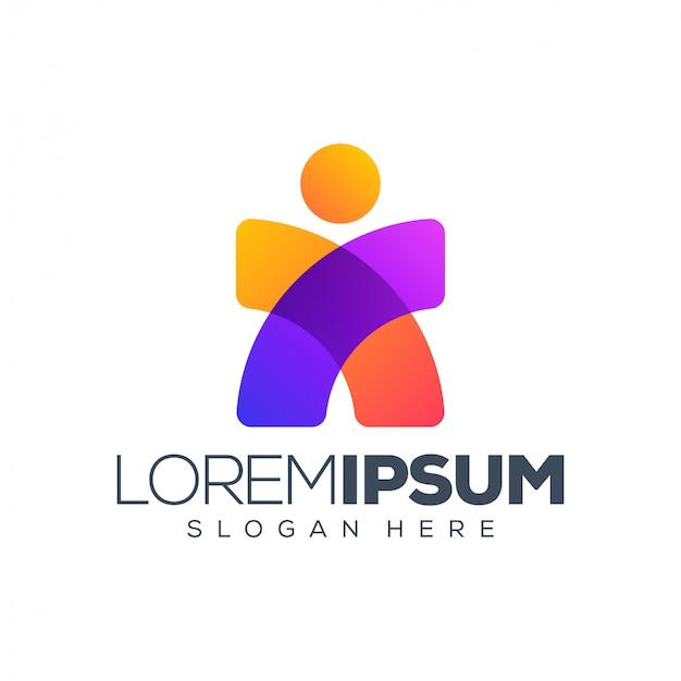 Logo osób
