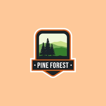 Logo pine