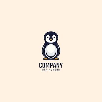 Logo pingwina