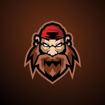 Logo piratów e-sportowych