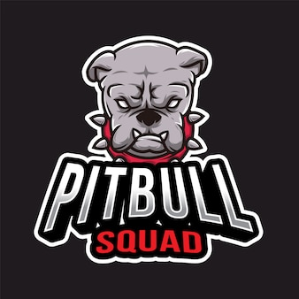 Logo pitbull esport