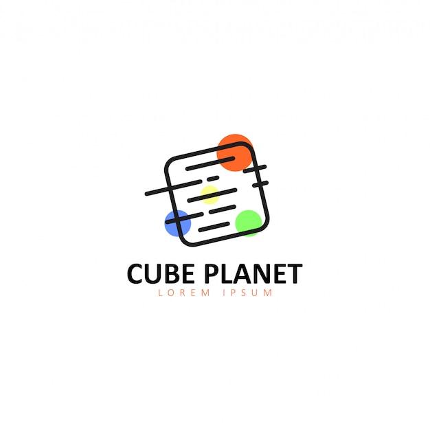 Logo planety