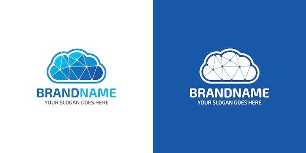 Logo połączenia z chmurą