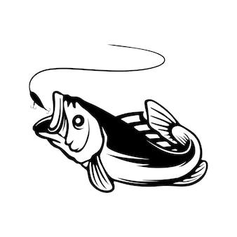 Logo połowów