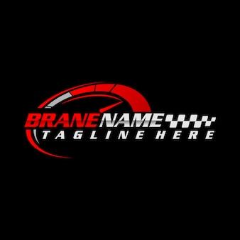 Logo prędkościomierza
