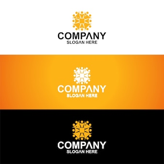 Logo premium mandali