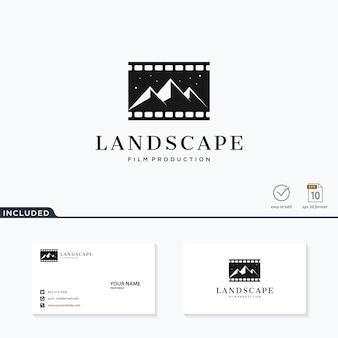 Logo produkcji filmu