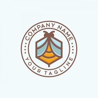 Logo produktów miodowych
