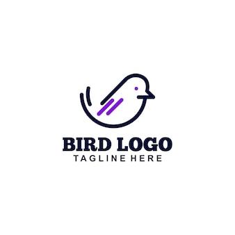 Logo ptaka