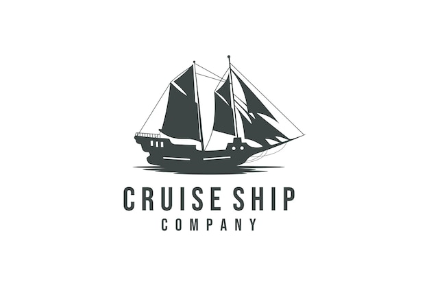 Logo rejsu i statku