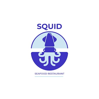Logo restauracji duotone