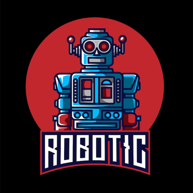Logo robotics esport