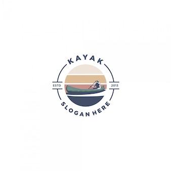 Logo rocznika kajaka