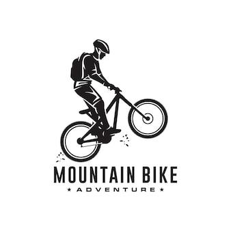 Logo roweru górskiego