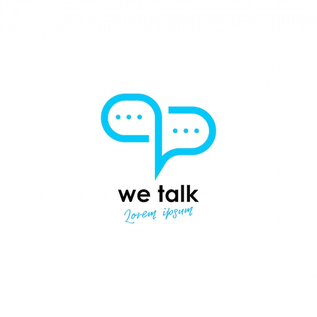 Logo rozmowy