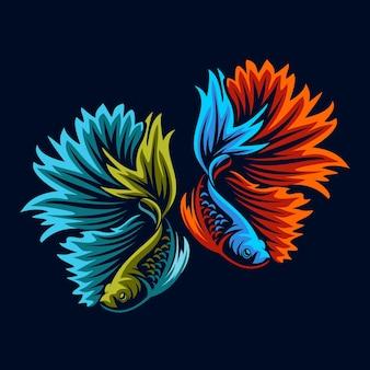 Logo ryb betta