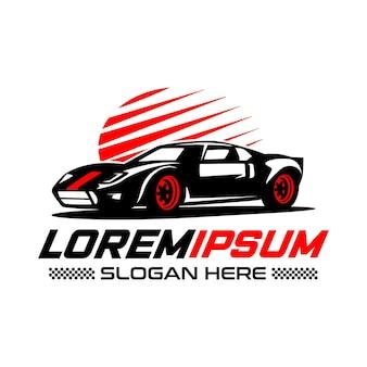 Logo samochodu samochodowego