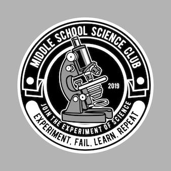 Logo science club
