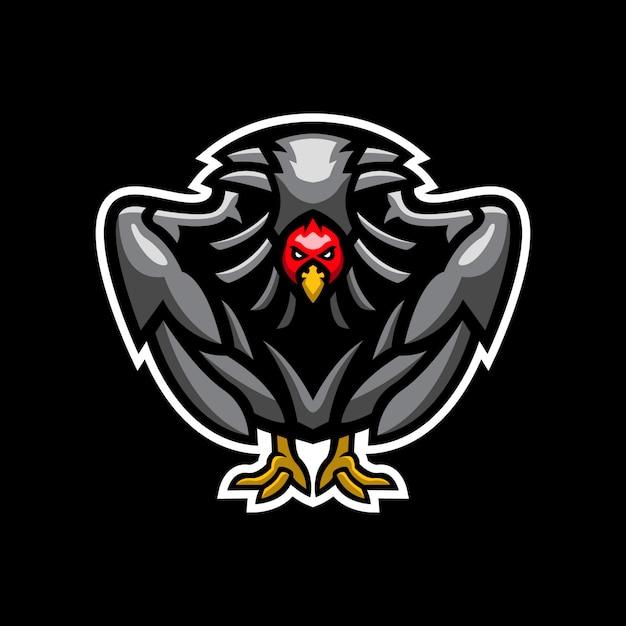 Logo sępa