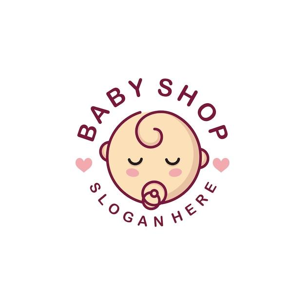 Logo sklepu dziecięcego