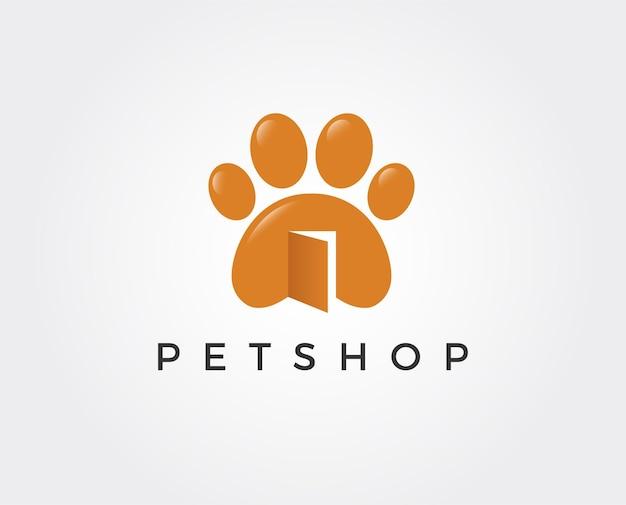 Logo sklepu zoologicznego