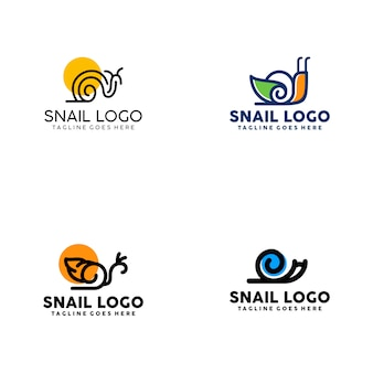 Logo ślimaka