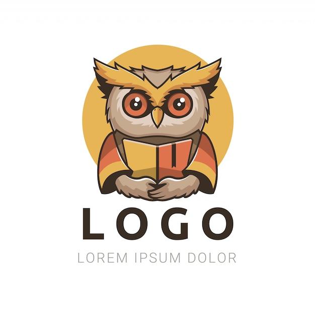 Logo smart owl