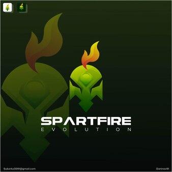 Logo spartfire