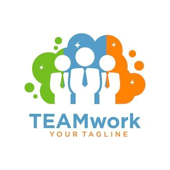 Logo społeczności w chmurze