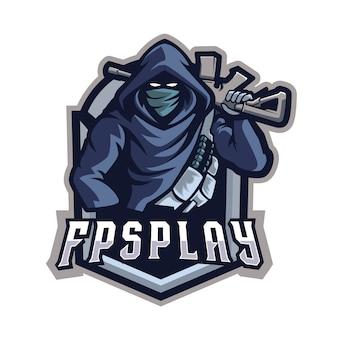 Logo sportowe fpsplay e.