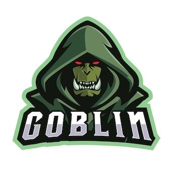 Logo sportowe goblin e.