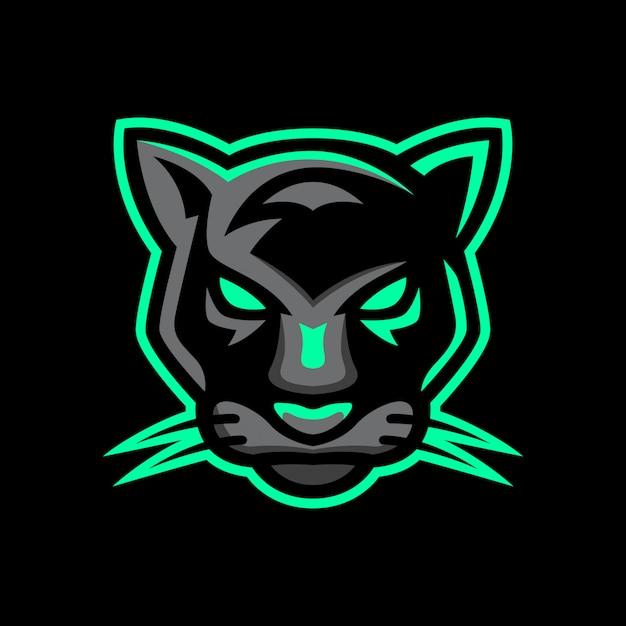 Logo sportowe panther