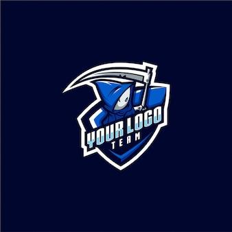 Logo sportowe zrywaka