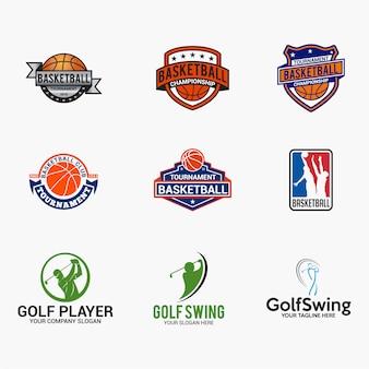 Logo sportowe