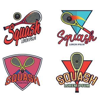 Logo squasha